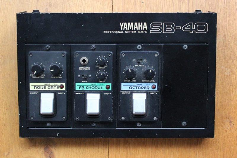 Yamaha SB-40
