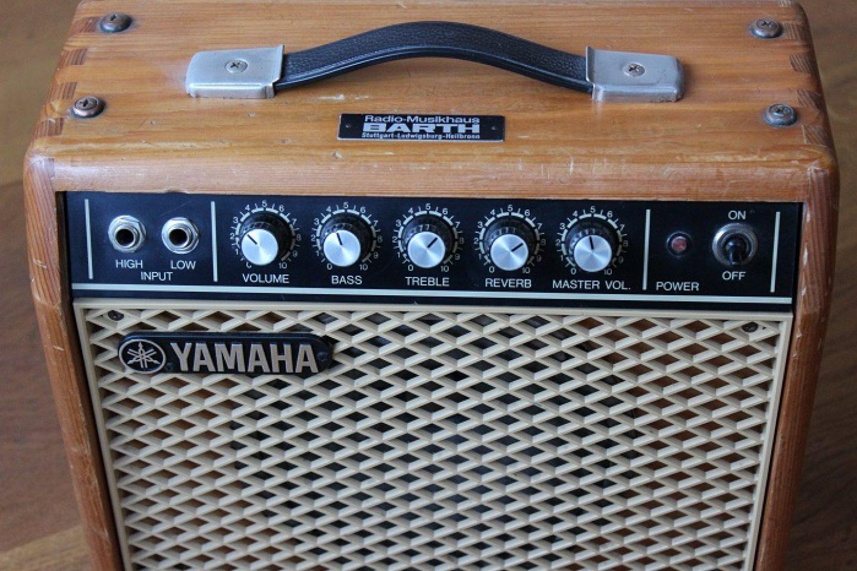 Yamaha Guitar Amp Serial Number A
