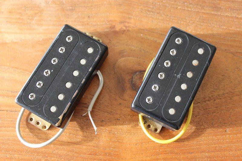 1977 SG500 Pickups, pair