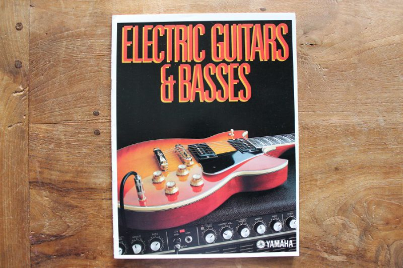 1983 Electric Guitars & Basses Catalog